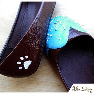 Doggy Sprinkle flat