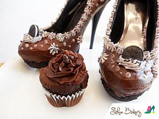 Chocolate Heels