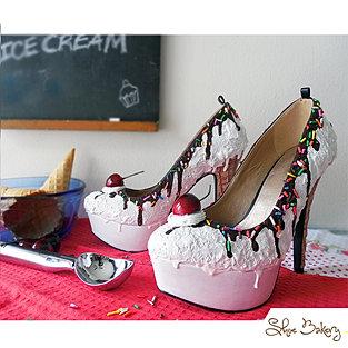 Vanilla Icecream heels