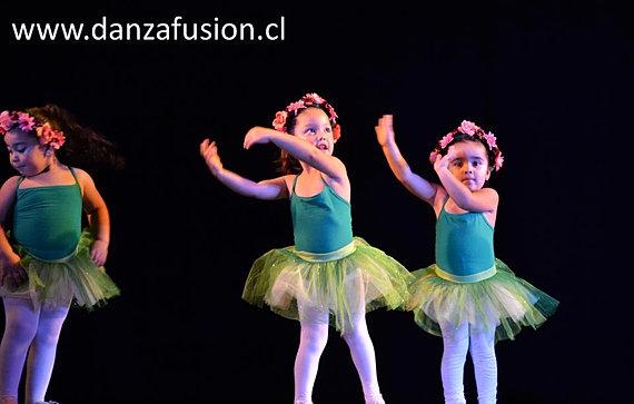1° Nivel - Ballet Infantil