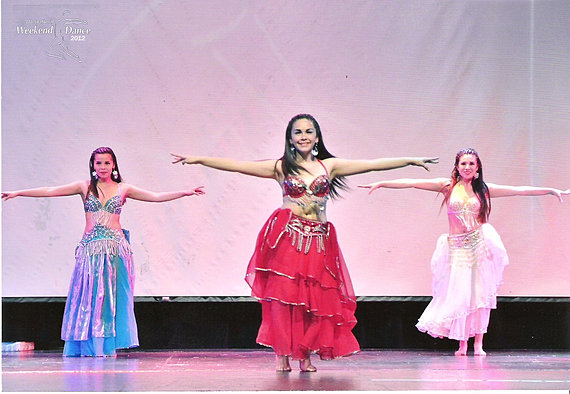 Danza Arabe Juvenil