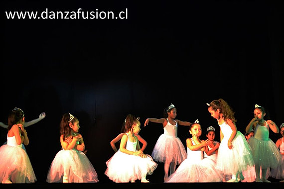 1° nivel Danza Infantil