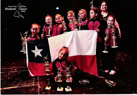 1° Lugar International Weekend dance