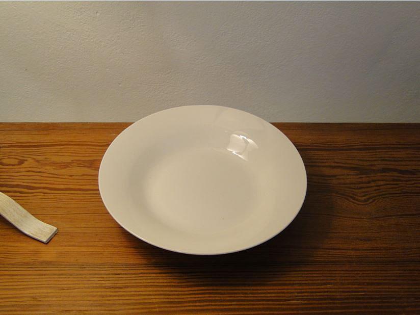 Porcelana blanca ar p25877 - Platos porcelana blanca ...