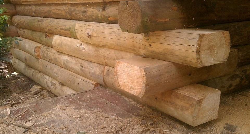 Ремонт сруба деревянного дома своими руками