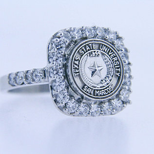 University Coin Rings And Class Rings