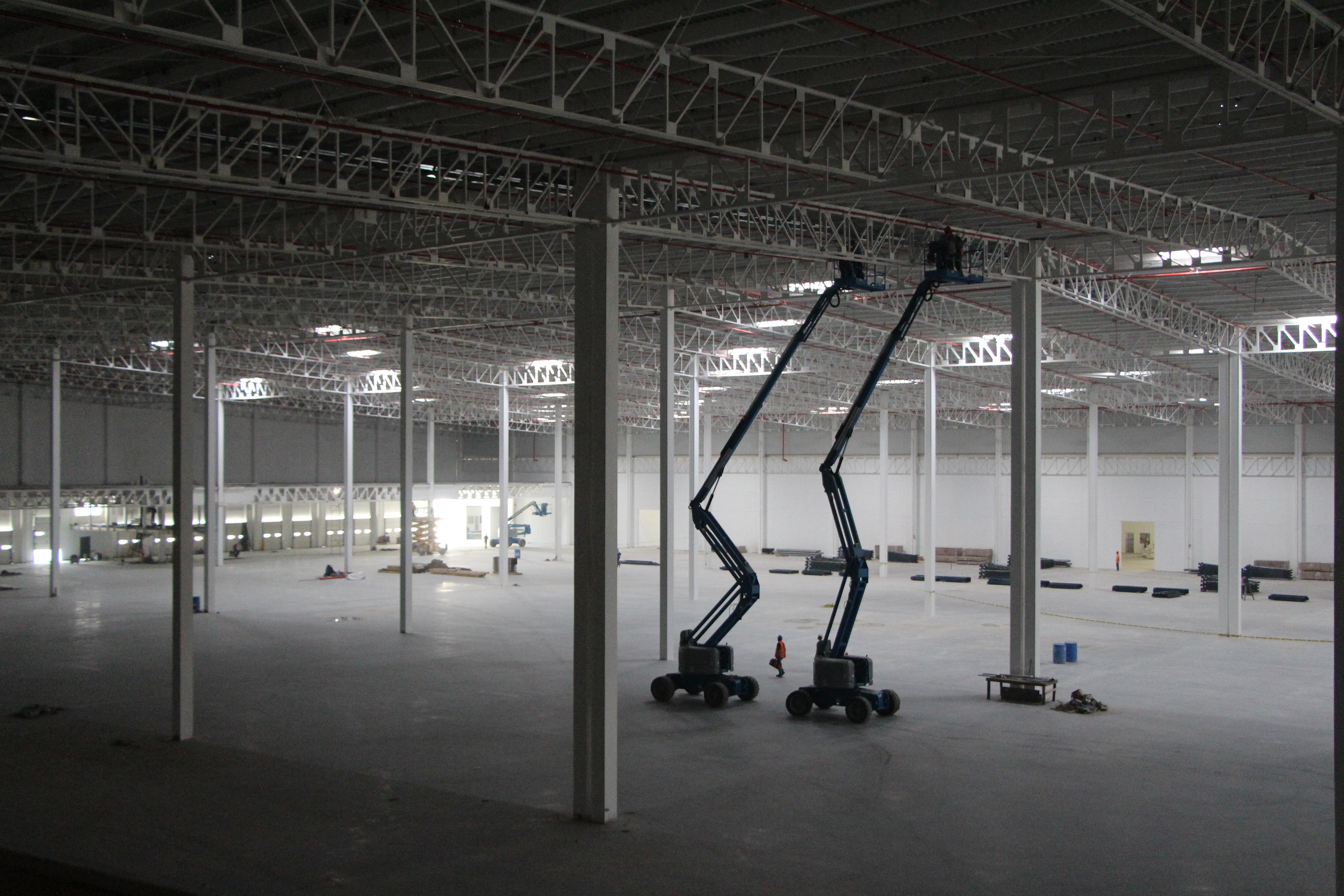 Altos ingenier a el ctrica cedis farmacias guadalajara - Constructoras en guadalajara ...