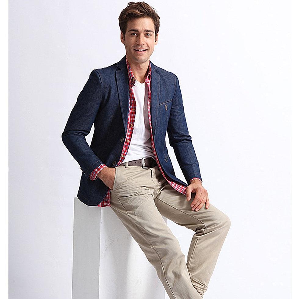 one nsme com oisme men s business casual summer fashion aliexpresscom buy