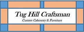 Tug Hill Craftsman - Custom designed furniture and cabinetry