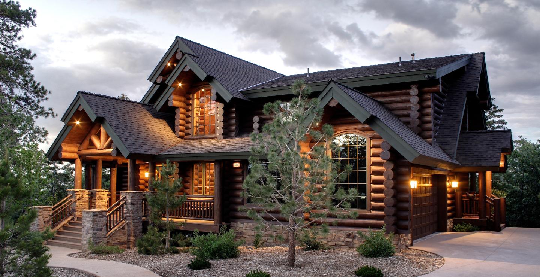 sierra log timber log homes log cabin kits custom log home kit