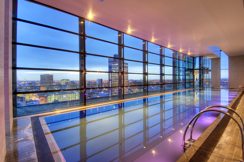Pure balance exclusive gyms and spas residential private Hotels with swimming pools manchester