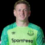 Fodboldpakker - Everton - Jordan Pickford