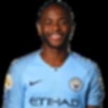 Fodboldpakker - Manchester City - Raheem Sterling