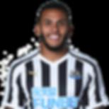 Fodboldpakker - Newcastle United - Jamaal Lascelles