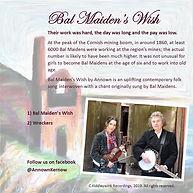 Bal Maiden's Wish CD cover back.jpg