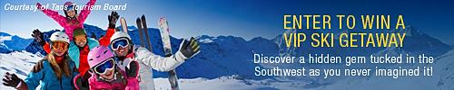 Win a VIP Ski Experience