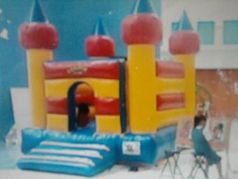 brincolin castillo