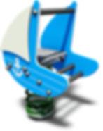 R-0017 - Single Boat Rocker