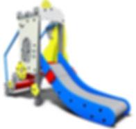 FTA-001 - 600 Fairytale Slide