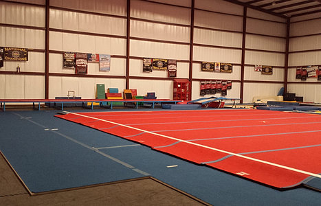 Exteme Tumbling Facility Description