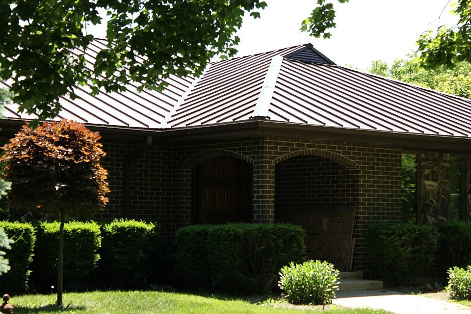 Amb Roofing And Sheetmetal Metal Roofing Antioch Il