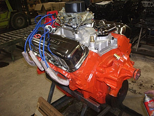 5999.99 BIG BLOCK CHEVY STROKED 509