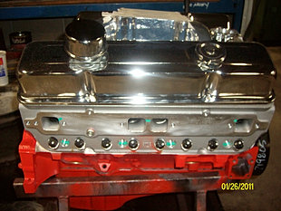 CHEVY 383 ALUMINUM HEAD 3499