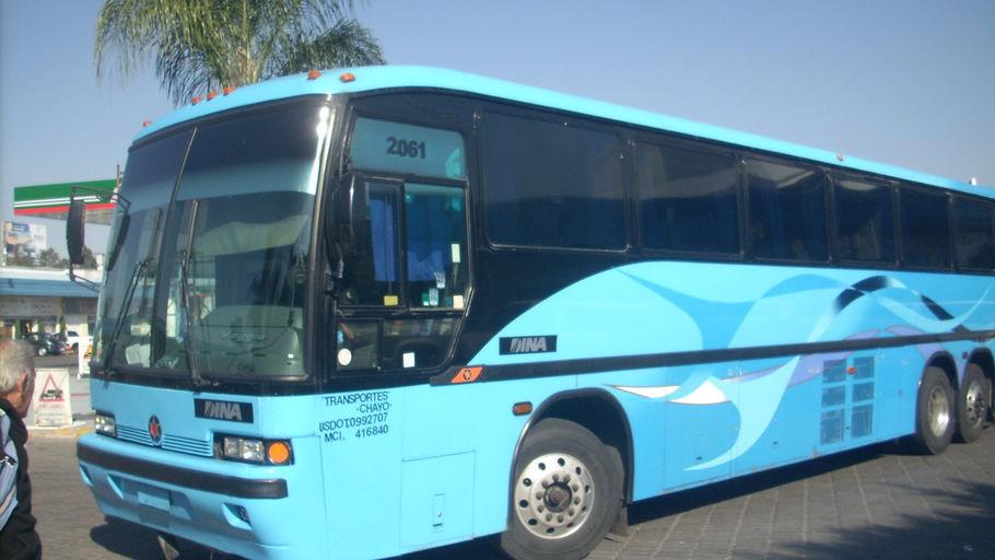 "Autobus ""Chayo Inc."""