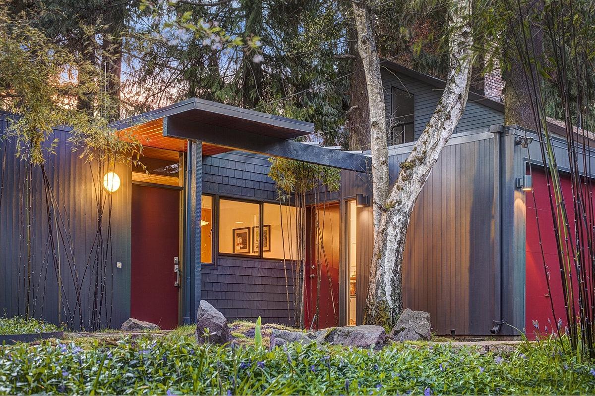 ^ Mitchell Smith Design Build Seattle Mid entury modern remodel ...