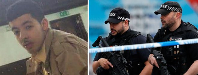 Image result for Manchester bomber's father, brothers arrested, linked to ISIS, al-Qaeda