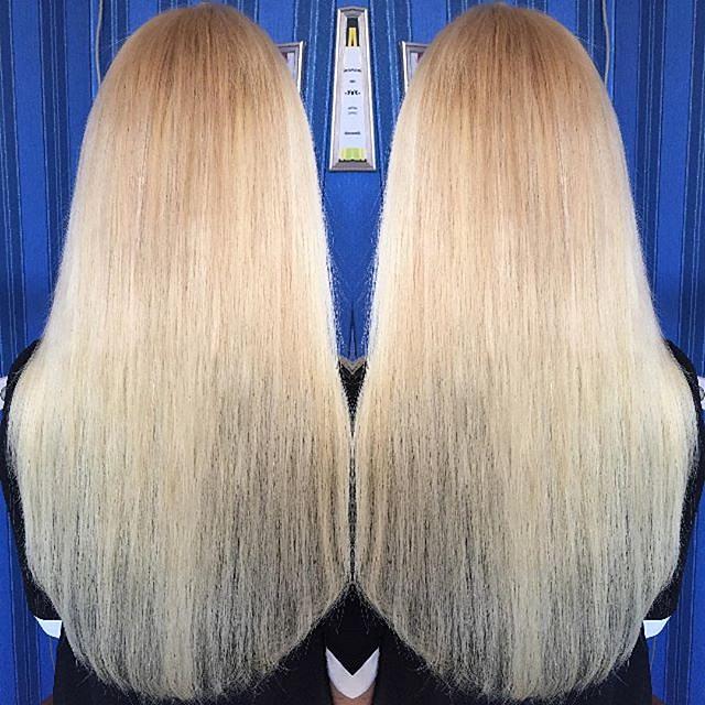 сильные и длинные волосы всего за 1 месяц 15 см