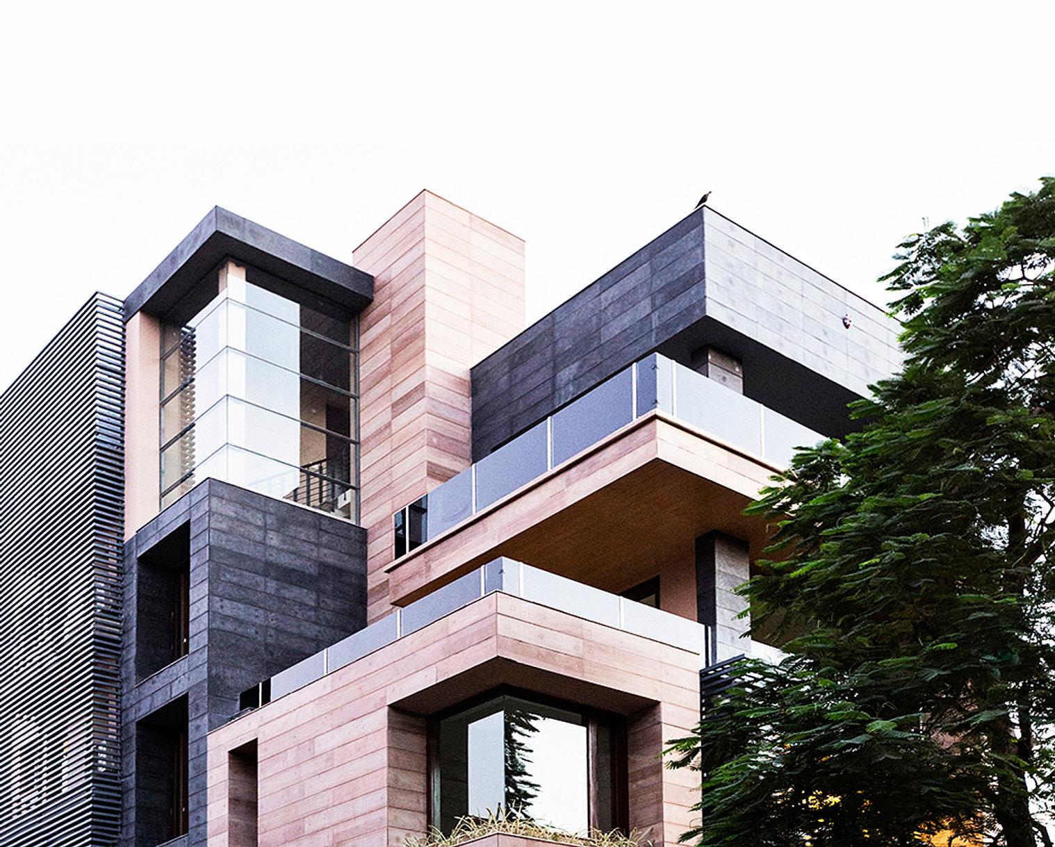 Architecture design for home in delhi for Architecture design company in delhi