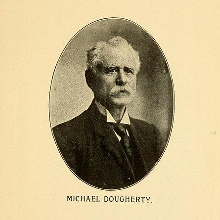 michael dougherty wikipedia