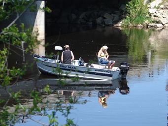 Fish oconto wi for Oconto fishing report
