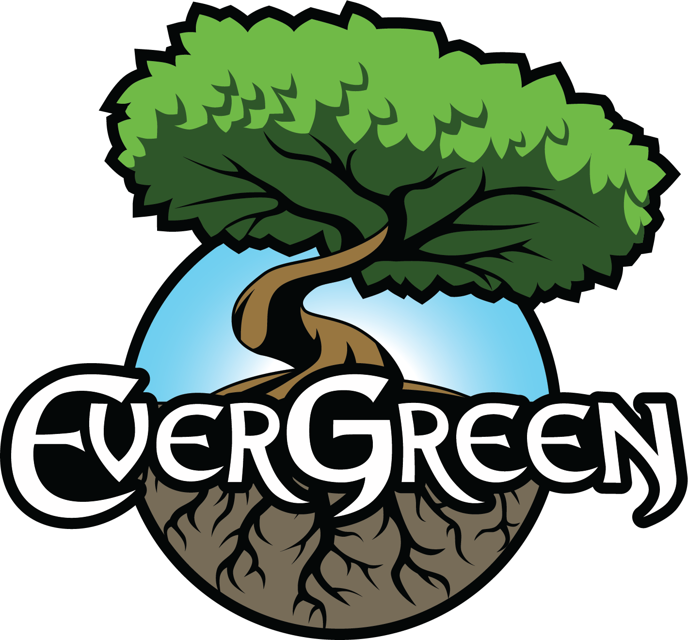 Evergreen the game | A PC game about growing a tree