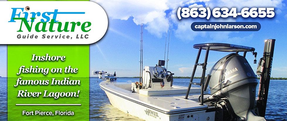 Ft pierce fishing charters with captain john larson for Fishing charters fort pierce fl
