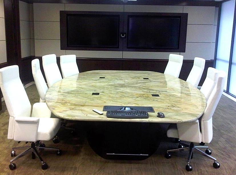 Houston custom designworks custom office furniture for Table 52 houston
