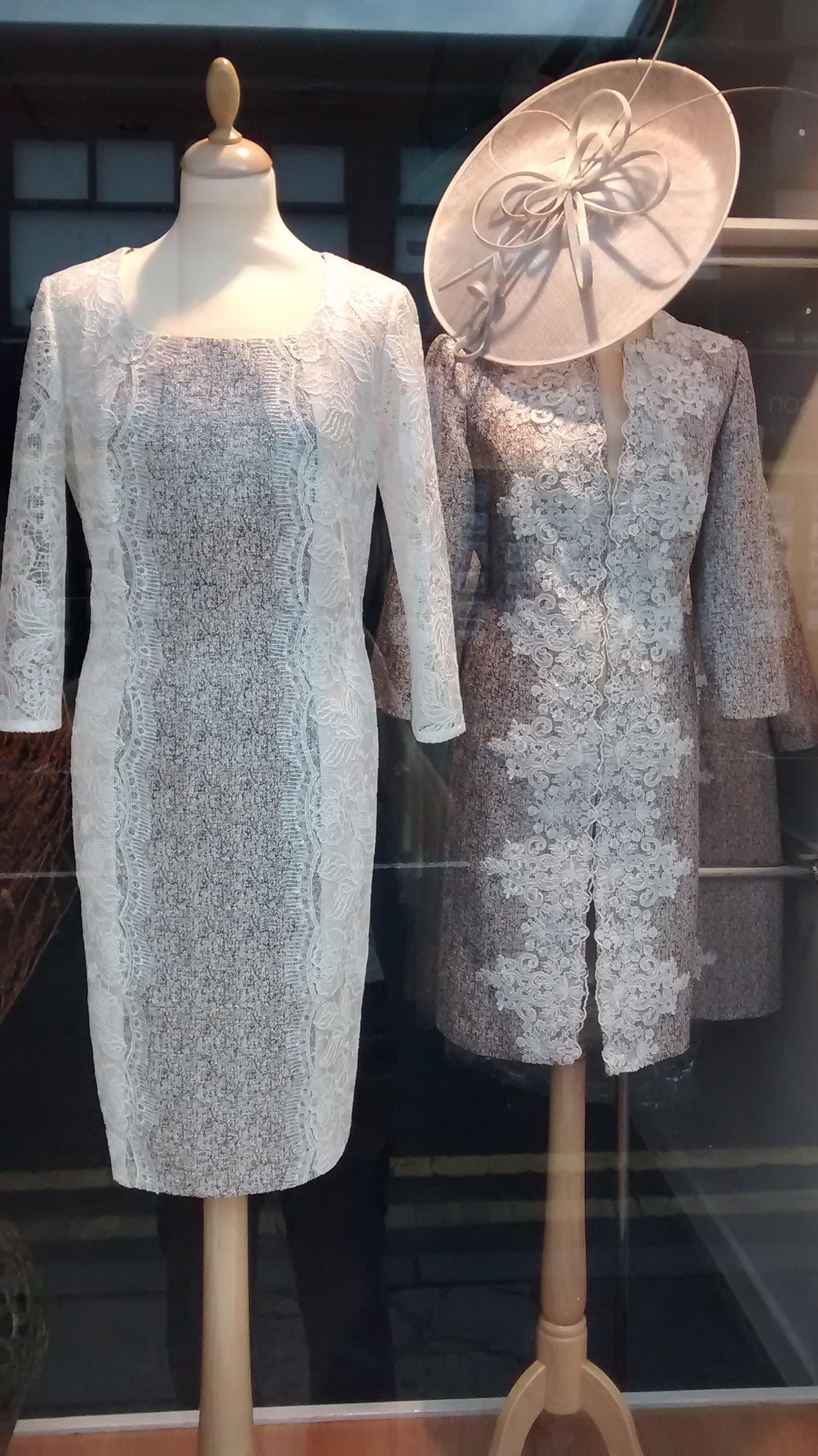 Winter Wedding Outfit Mother Of Bride Groom