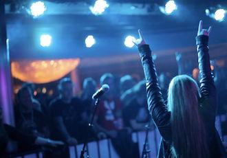 Melissa Van Fleet Tour