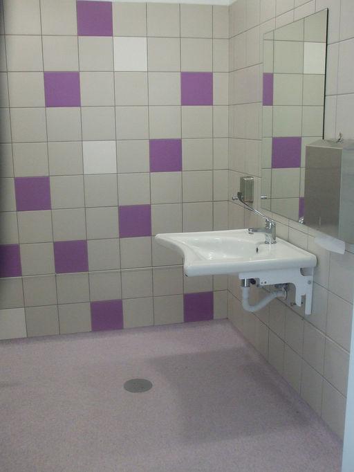 Quarto de banho comum