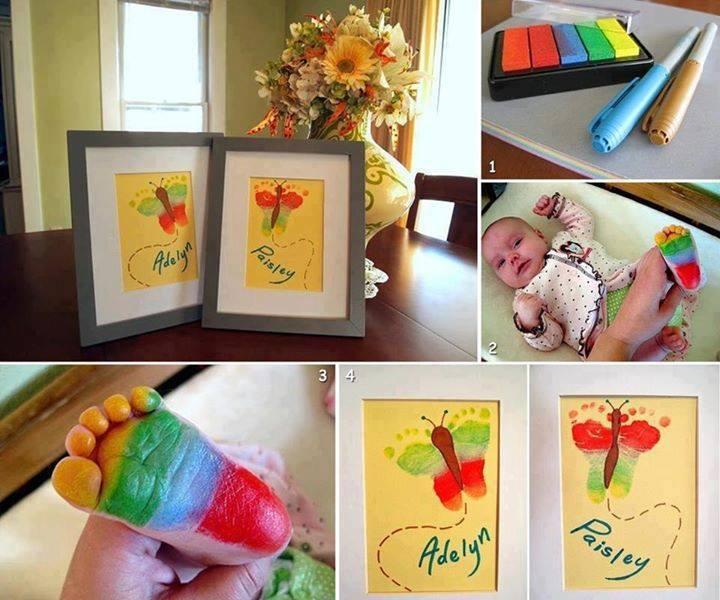 Подарок от ребенка своими руками маме