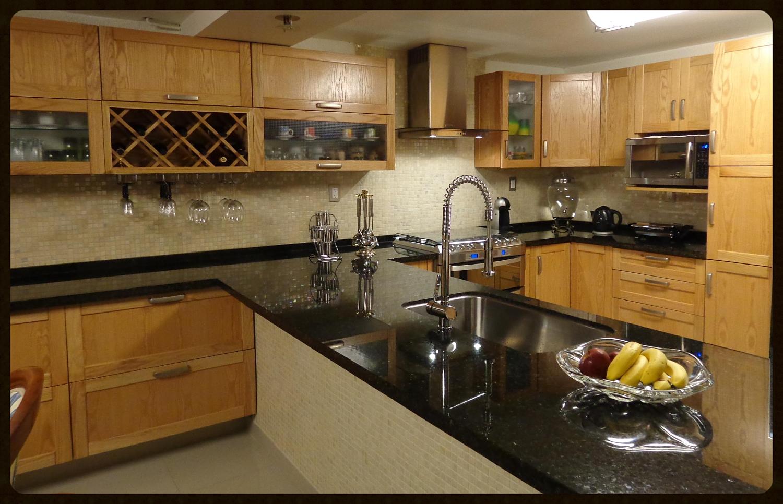 Cocinas integrales proyeccsa cocinas integales for Figuras en drywall para cocinas