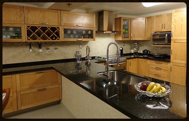 Cocinas residenciales for Cocinas integrales delher