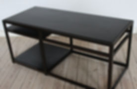 Coffee table by Jules Wabbes