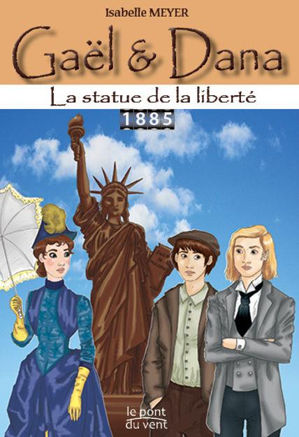 La-statue-de-la-liberté-Gaël-et-Dana-tom