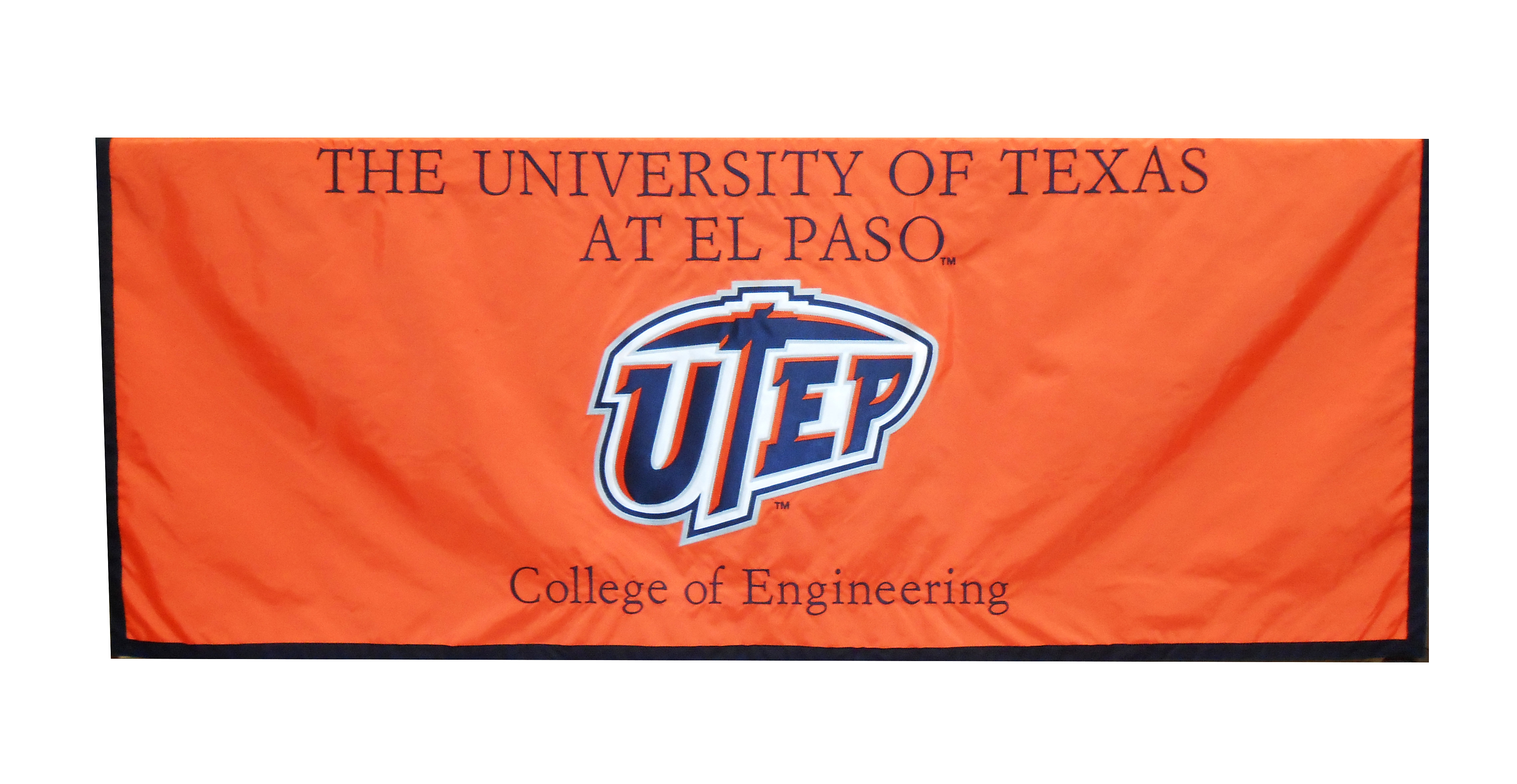Custom paper for college pennants