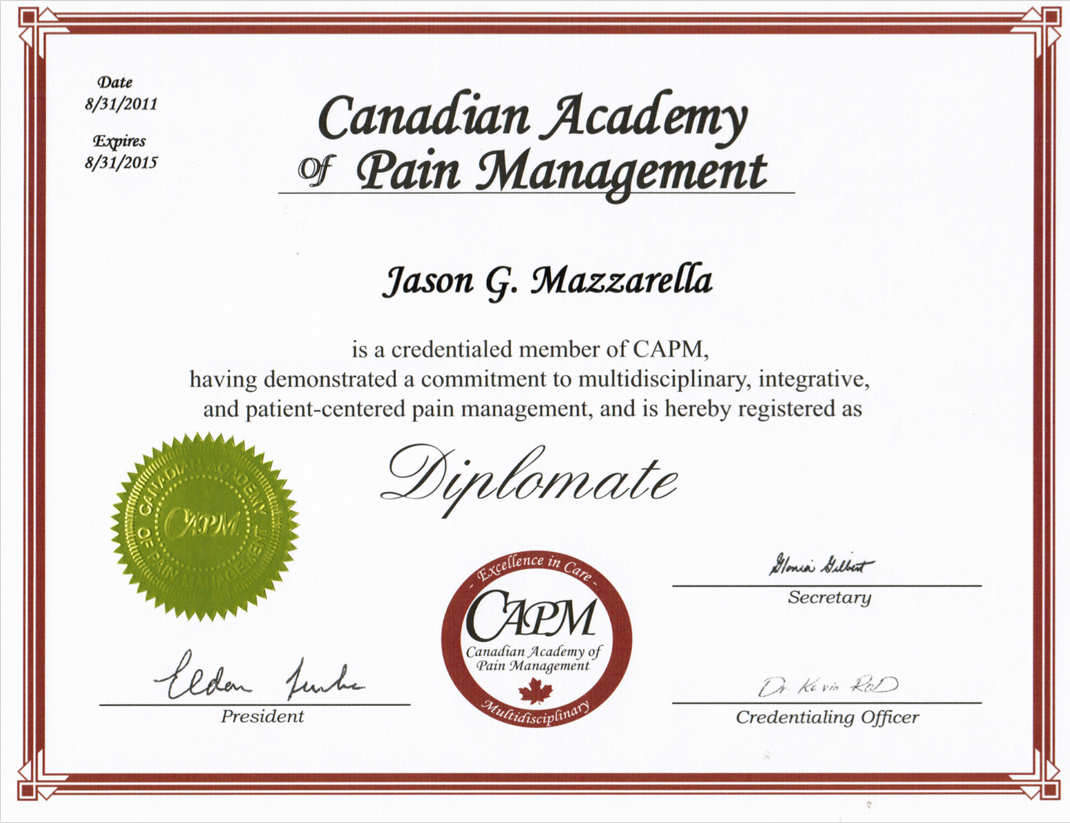 Non Drugnon Surgical Chronic Pain Management