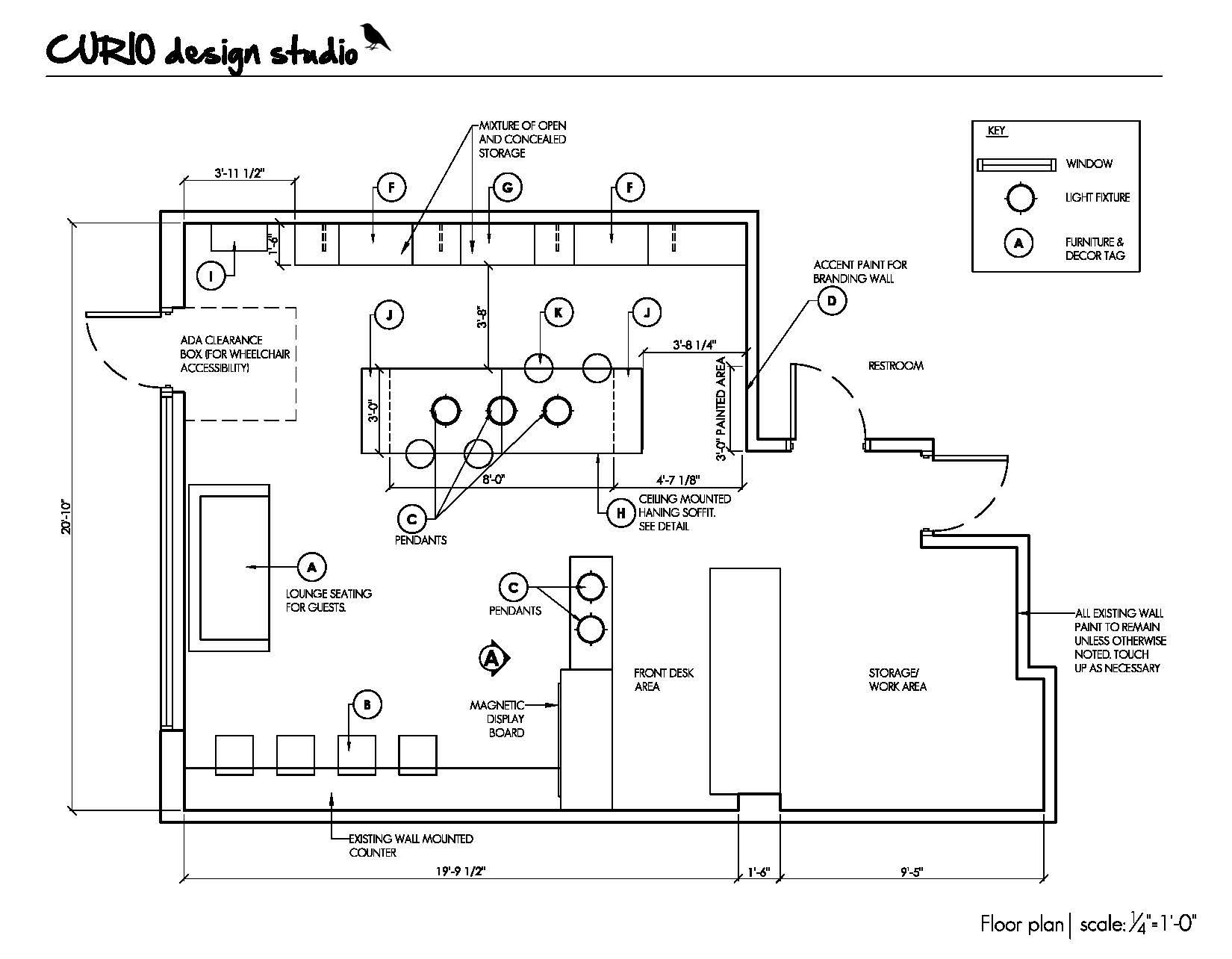 Curio Design Studio-Online Interior Design