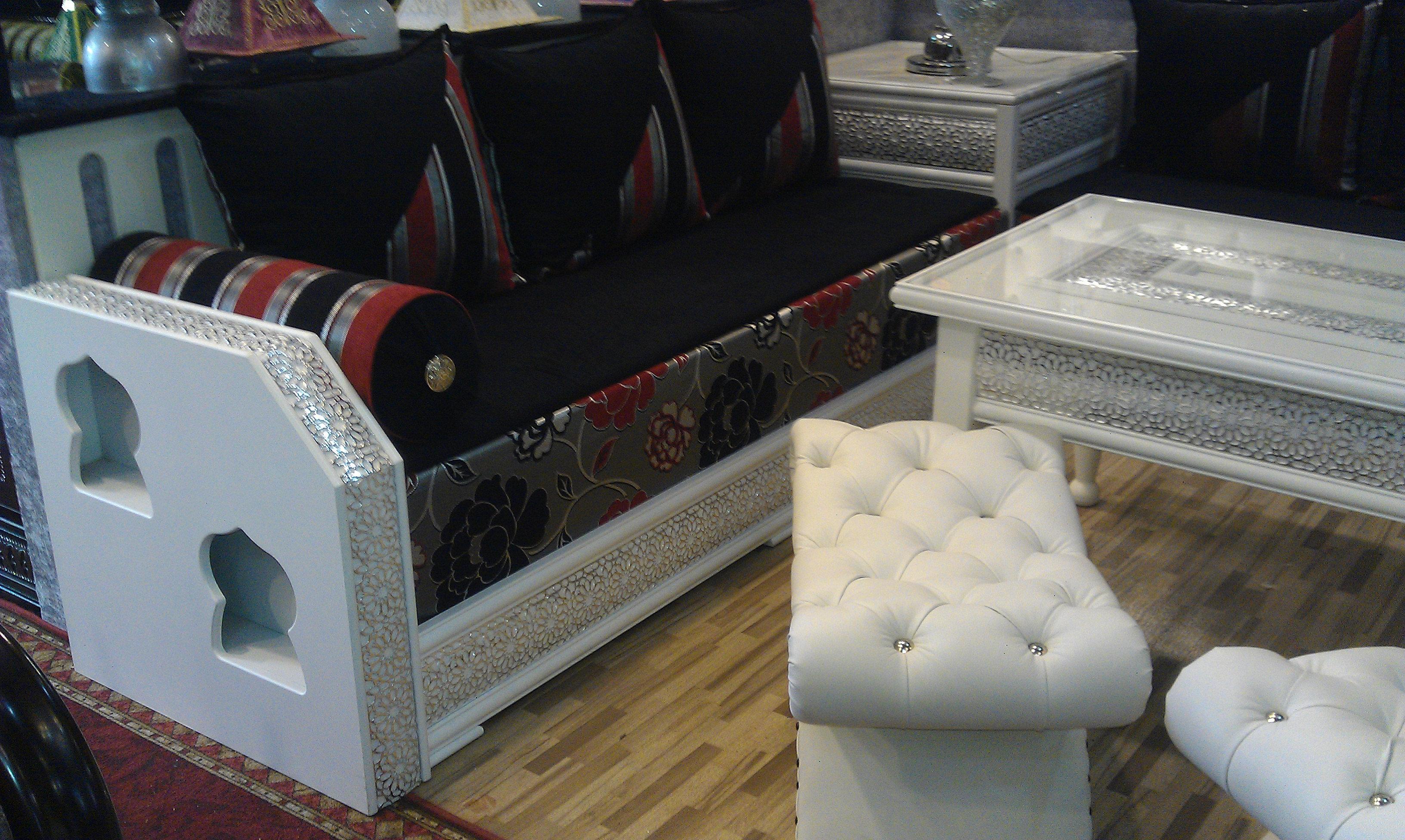 Salon marocain hayani decor