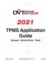 Dynamic DVT-PRO TPMS Application Guide 5
